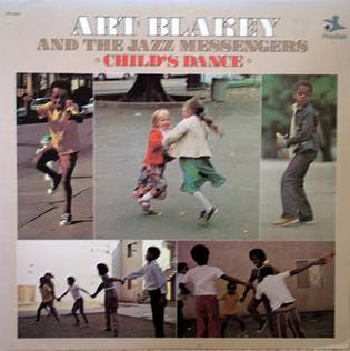 <i>Childs Dance</i> 1972 studio album by Art Blakey and the Jazz Messengers