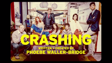 Picture of a TV show: Crashing( British Tv Series)