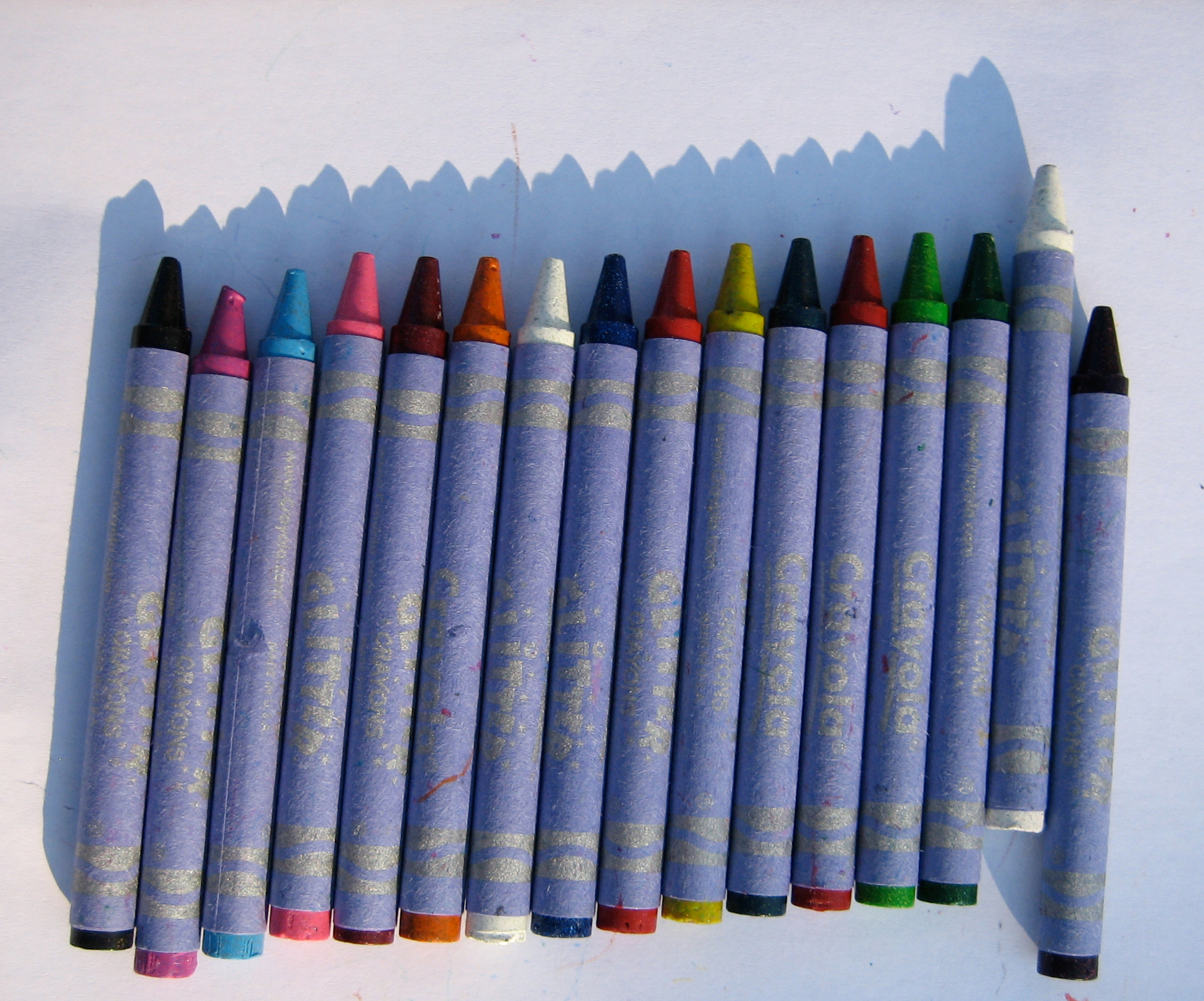 Crayon  Simple English Wikipedia the free encyclopedia