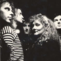 Crime & the City Solution Australian rock band