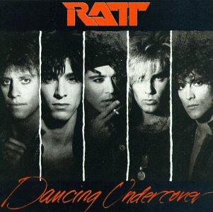 <i>Dancing Undercover</i> 1986 studio album by Ratt