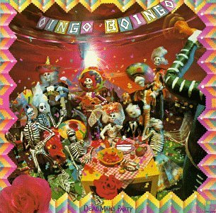 <i>Dead Mans Party</i> (album) 1985 studio album by Oingo Boingo