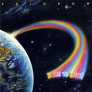 <i>Down to Earth</i> (Rainbow album) 1979 studio album by Rainbow