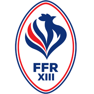 Badge of France team