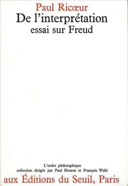 freud and philosophy an essay in interpretation Freud published the interpretation of dreams in 1899, it is considered to be his master work freud published three essays on the theory of sexuality.