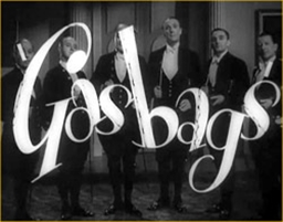 <i>Gasbags</i> 1941 film by Walter Forde, Marcel Varnel