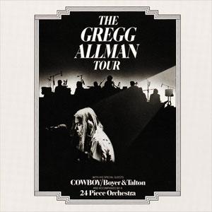<i>The Gregg Allman Tour</i> 1974 live album by Gregg Allman