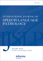 International Journal of Speech-Language Pathology (TASL).jpg