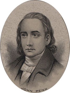 John Penn (Continental Congress)