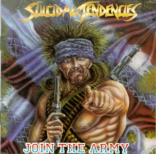 <i>Join the Army</i> 1987 studio album by Suicidal Tendencies