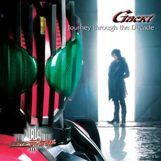 Cover image of song Journey through the Decade by Gackt