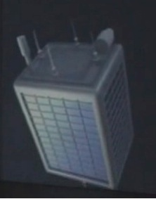 Kwangmyŏngsŏng-2 North Korean satellite