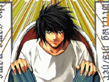 death note characters l - photo #31