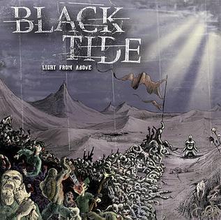 <i>Light from Above</i> 2008 studio album by Black Tide