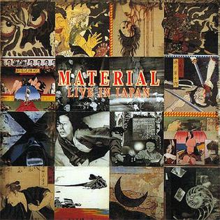 <i>Live in Japan</i> (Material album) 1993 live album by Material