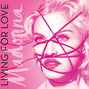 Madonna — Living for Love (studio acapella)