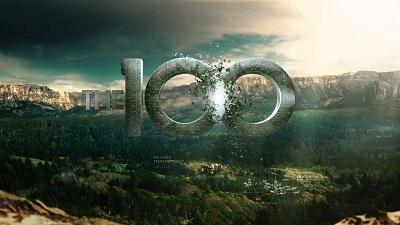 Image result for the 100 logo