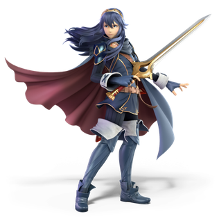 Lucina (<i>Fire Emblem</i>) a fictional character from the Fire Emblem series of video games
