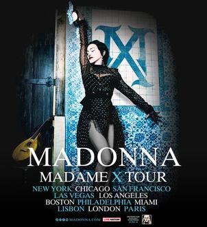 Madame X Tour - Wikipedia
