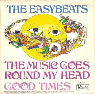 The Music Goes Round My Head