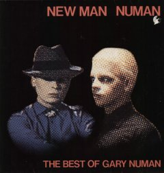 <i>New Man Numan: The Best of Gary Numan</i> 1982 compilation album by Gary Numan