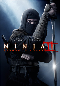Ninja II: A Vingança Dublado