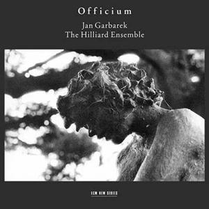 <i>Officium</i> (album) 1994 live album by Jan Garbarek and the Hilliard Ensemble
