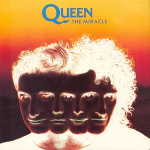 The Miracle (song) single from Queens 1989 album