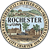 Official seal of Rochester, New Hampshire