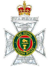 The Royal Regina Rifles infantry regiment on the Canadian Army