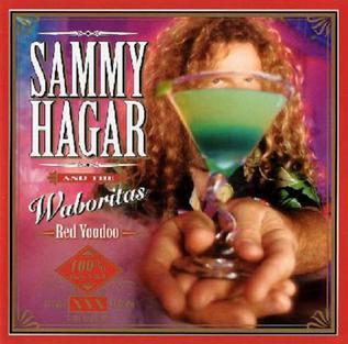 <i>Red Voodoo</i> 1999 studio album by Sammy Hagar