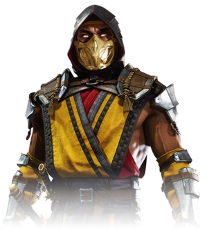 Scorpion Mortal Kombat Wikipedia
