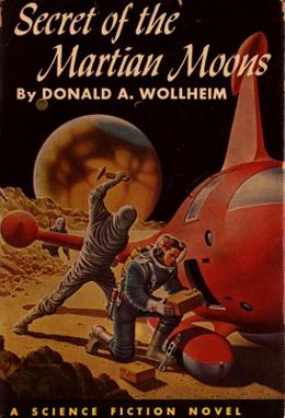 The Secret Of The Martian Moons Wikipedia