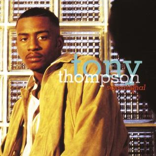 <i>Sexsational</i> (Tony Thompson album) 1995 studio album by Tony Thompson