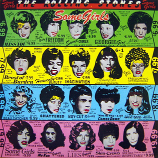 <i>Some Girls</i> studio album by The Rolling Stones