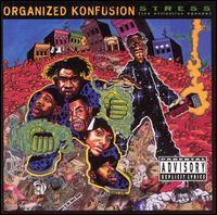 <i>Stress: The Extinction Agenda</i> 1994 studio album by Organized Konfusion