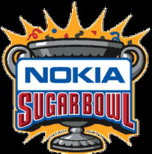 2005 Sugar Bowl annual NCAA football game