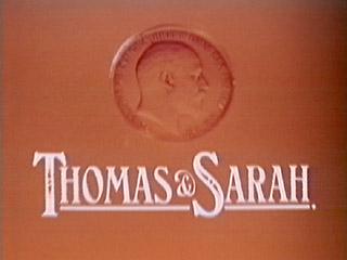 <i>Thomas & Sarah</i> television series