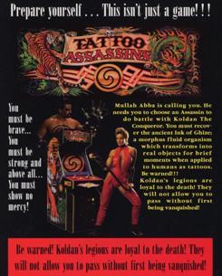 Tattoo Assassins Wikipedia