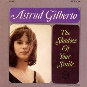 <i>The Shadow of Your Smile</i> (Astrud Gilberto album) 1965 studio album by Astrud Gilberto