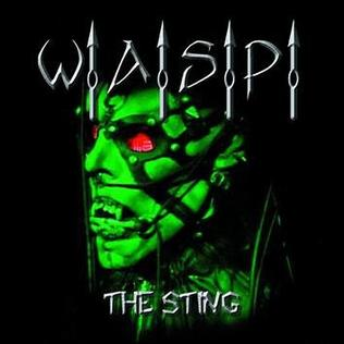 <i>The Sting: Live at the Key Club L.A.</i> 2000 live album by W.A.S.P.