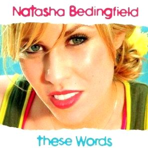 Natasha Bedingfield - These Words (studio acapella)