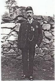 Thomas Ashford Recipient of the Victoria Cross