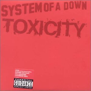 Cover image of song Toxicity by System of a Down