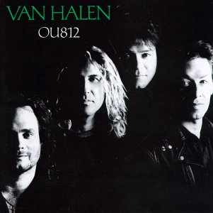<i>OU812</i> 1988 studio album by Van Halen