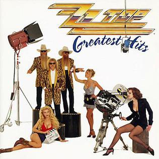 <i>Greatest Hits</i> (ZZ Top album) 1992 greatest hits album by ZZ Top