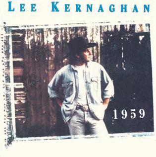 <i>1959</i> (album) 1995 studio album by Lee Kernaghan