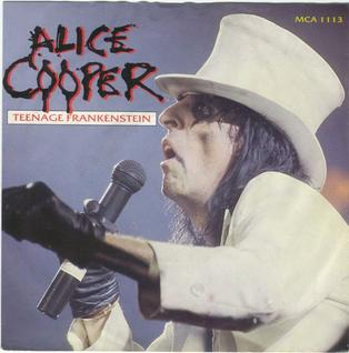 Teenage Frankenstein Alice Cooper song