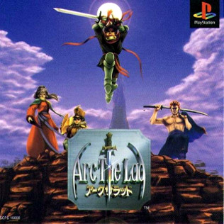 <i>Arc the Lad</i> (video game) 1995 RPG video game