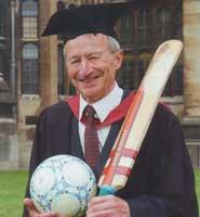 Arthur Milton English cricketer and footballer